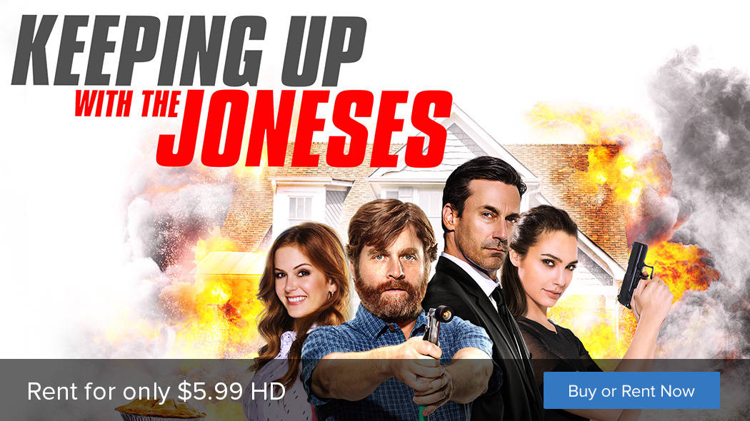 Keeping Up With The Joneses Download: Watch Movies And TV Online