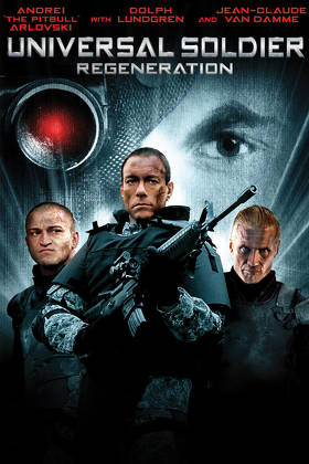 Universal Soldier: Regeneration | Buy, Rent or Watch on ...