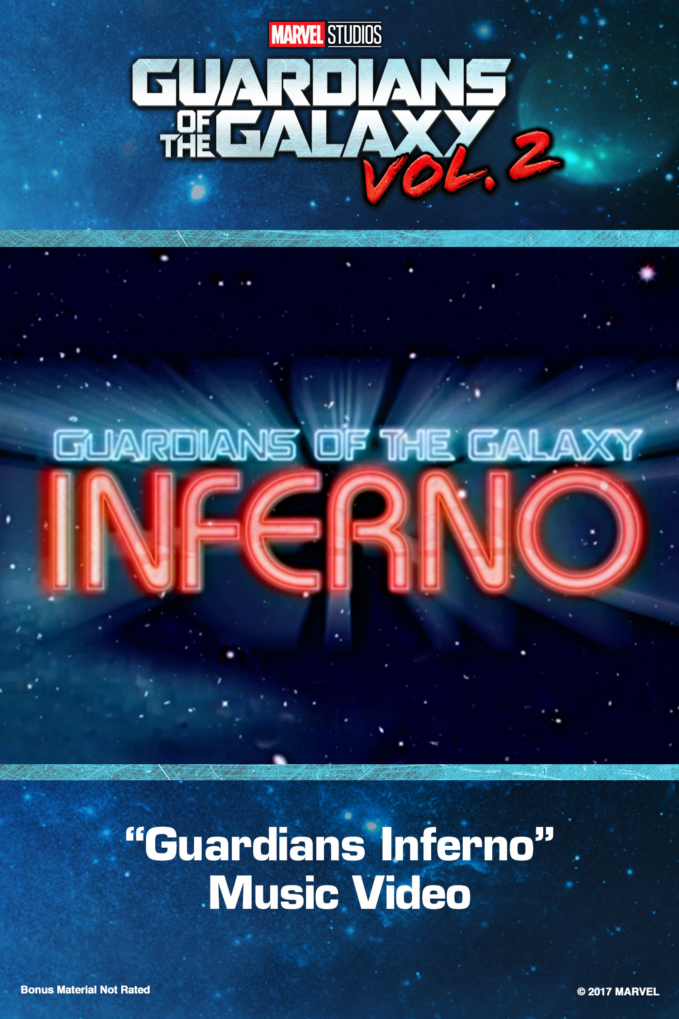 """Guardians Inferno"" Music Video"