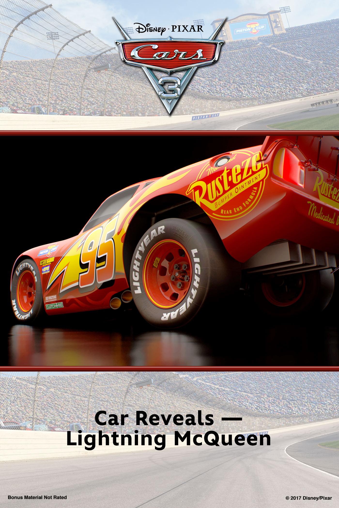 Car Reveals: Cars 3