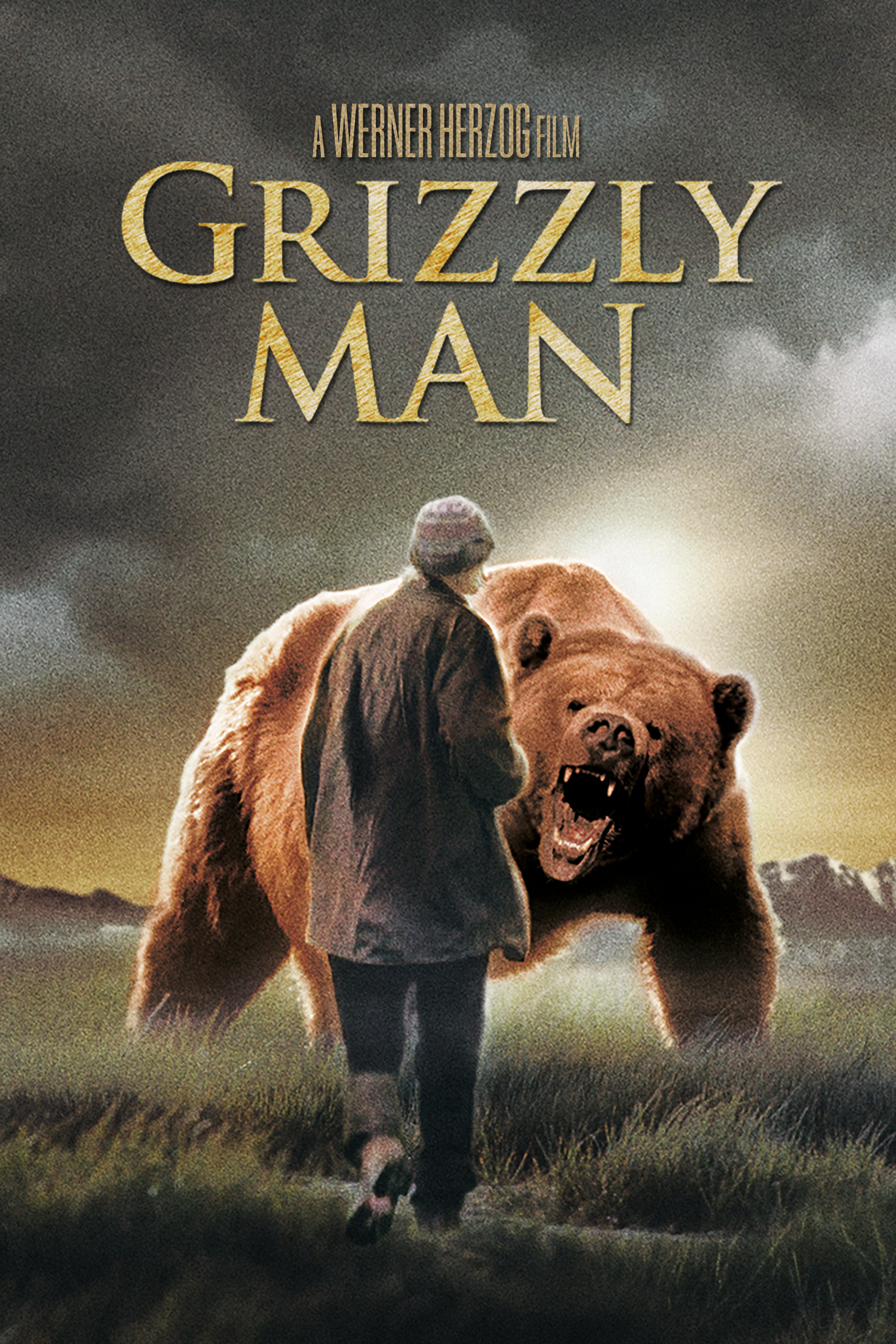 the 'dog man' and grizzly man crossing In this mesmerizing new film, acclaimed director werner herzog explores the life and death of amateur grizzly bear expert and wildlife preservationist timothy treadwell, who lived unarmed among grizzlies for 13 summers.
