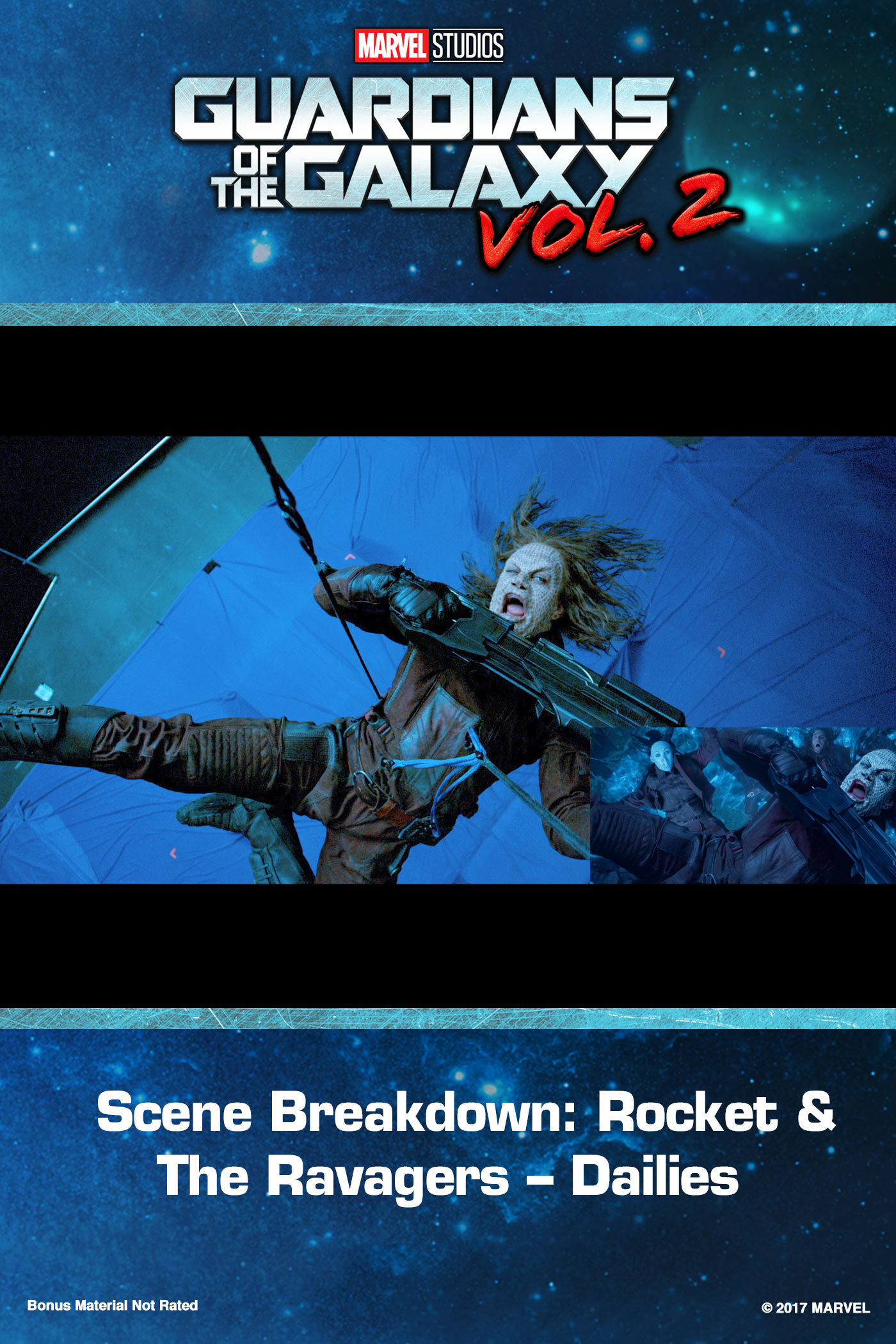 Scene Breakdown: Rocket & The Ravagers – Dailies